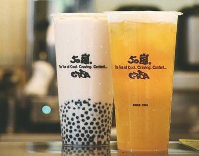 一杯奶茶引发的商标侵权纠纷。