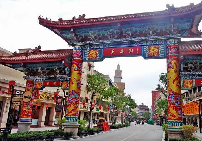 浙江东阳获评省商标品牌示范市 横店镇为省商标品牌示范镇