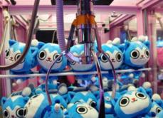 """北京""""抓娃娃机""""现假冒玩具:成本低廉 材质做工粗糙"""