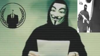 Anonymous商标在法国遭抢注 黑客组织大为光火