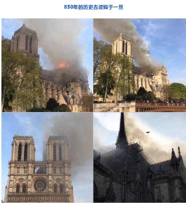 你相信巴黎圣母院有一天会消失吗?
