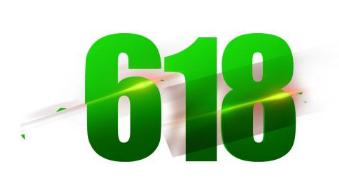 """618,来围观一下""""6.18""""商标"""