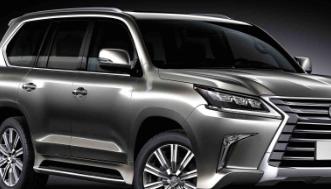 雷克薩斯悄然注冊LX600商標,預示旗艦SUV即將換代?