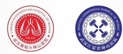 火神山、雷神山的logo是哪個?名稱竟已被搶注為商標!
