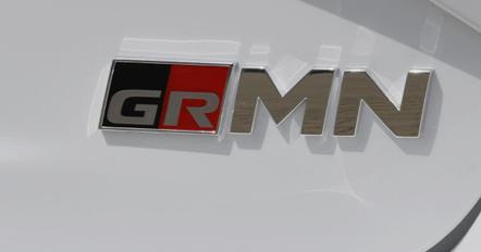 """一杆性能旗帜 丰田在北美申请""""GRMN""""商标"""