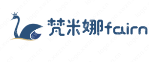 分享多组婀娜多姿的 (梵米娜fairn)logo设计案例