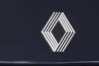 雷诺标志获得新的新外观