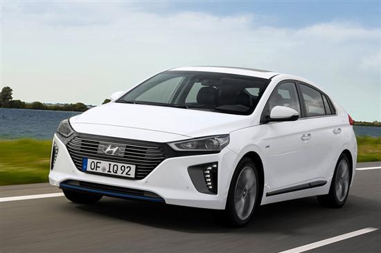 """现代汽车公司在华注册""""IONIQ""""商标 或将推出新能源车型"""